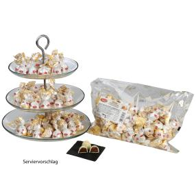 Witors Weiße Schokoladen-Pralinen White 1 kg