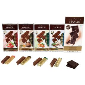 Premium Schokoladen Set