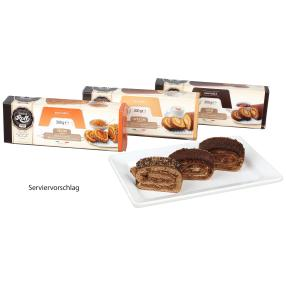 Swiss Roll 3er Set