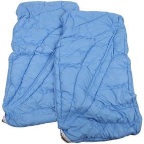 Stoffhanse Unterbett, blau, 100 x 200 cm, 2er-Set