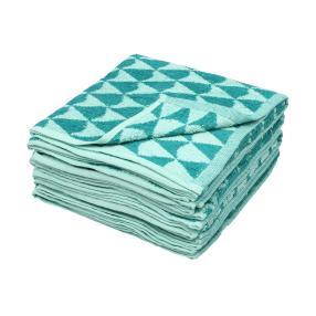 Handtuch-Set Dreiecke 4-teilig