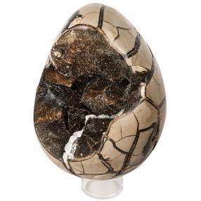 Septarien Ei mit Ständer