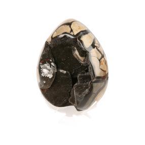 Septarien-Ei mit Ständer, ca. 18 - 22 cm