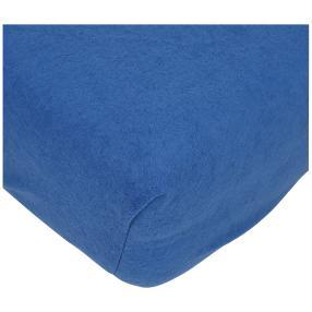 WinterDreams Laken, blau, 100 x 200 cm, 2er Set