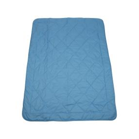 Sommerbettdecke blau, 155 x 220 cm