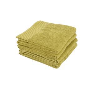 GÖZZE Handtuch lindgrün, 50 x 100 cm, 4er-Set