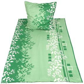 CoolSummer Bettwäsche, Blätterranken, 2-teilig