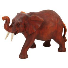 Darimana Elefant, Suarholz, ca. 20 cm