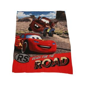 Disney's Cars Fleecedecke, 130 x 160 cm
