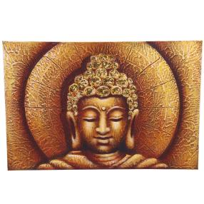 Darimana, Buddha Aquarell, 60 x 40 cm