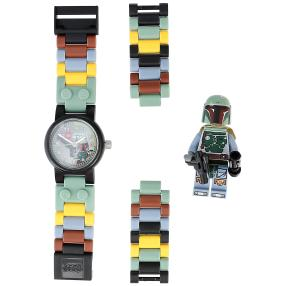 LEGO Star Wars Uhr Boba Fett