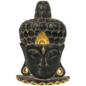 Darimana Buddhamaske Albesiaholz
