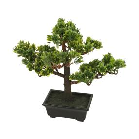 """Künstlicher Bonsai """"Podocarpus"""""""