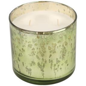 LEPURO 2-Docht-Duftkerze, Lemongrass