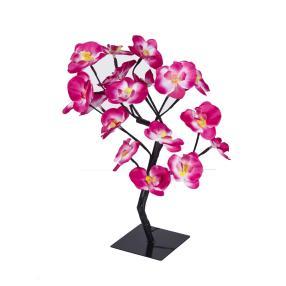 LED-Orchideentraum mit 24 LEDs, 45 cm