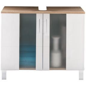 Waschbeckenunterschrank Porto, 65 x 54 x 31 cm