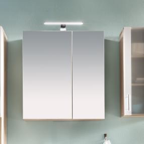 Spiegelschrank Porto, 65 x 70 x 21 cm