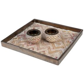 GILDE Dekoset Caserta aus Keramik, 3-teilig