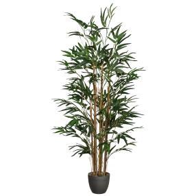Künstlicher Bambus mit 560 Blättern