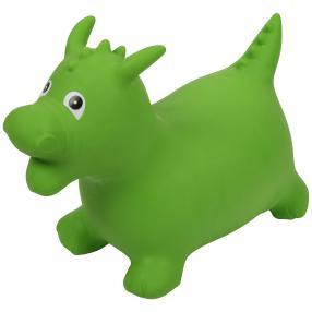 Hop Hop Dragon grün, ca. 59 cm hoch