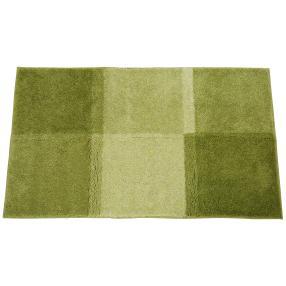 GRUND Badteppich, grüne Karos, 70 x 120 cm