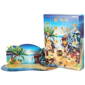 Playmobil Adventskalender, 40 x 30 cm