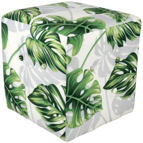 Sitzhocker Dschungel, 40 x 40 x 40 cm