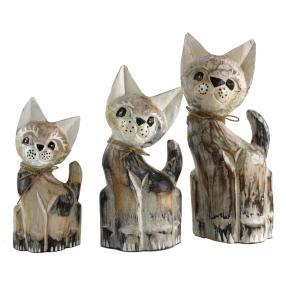 Darimana Katzenfamilie, 3er Set
