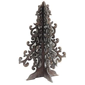 Darimana, Weihnachtsbaum abstrakt, 50 cm