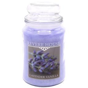 Revere House Duftkerze, Lavender Vanilla