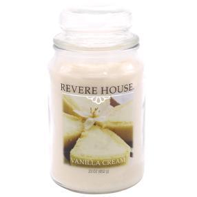 Revere House Duftkerze, Vanilla Cream