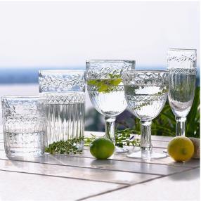 Longdrinkglas-Set, 6-tlg. Longdrink klar