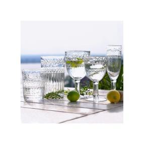 Wasserglas-Set, 6-tlg. klar