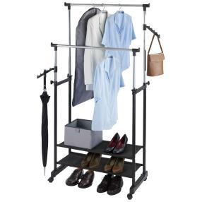 WENKO Kleiderständer All In, höhenverstellbar