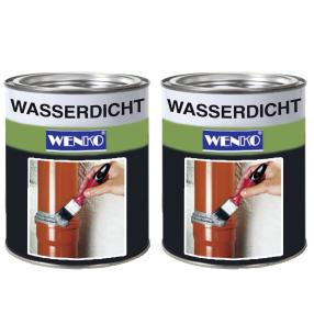 WENKO Wasserdicht, 2er Set, je 375 ml