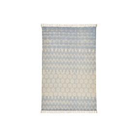 IMPRESSIONEN living Teppich, blau, 160x250 cm