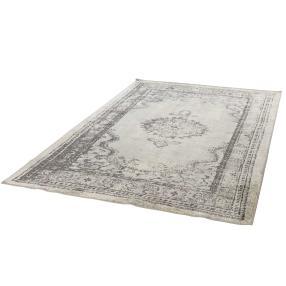 Teppich Medaillon, hellgrau, 170x240 cm