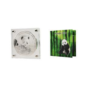 1 Kilogramm Panda Münze 2016