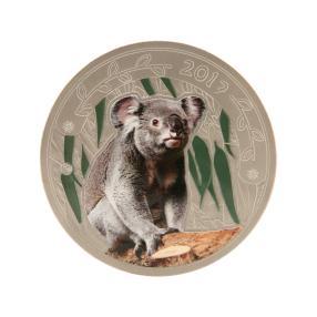 Titanmünze Koala