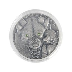 Wolf Silberunze
