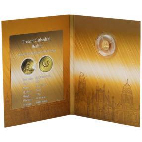 Gold Klassiker Französische Kirche Berlin