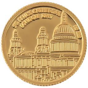Gold Klassiker St. Pauls Cathedral