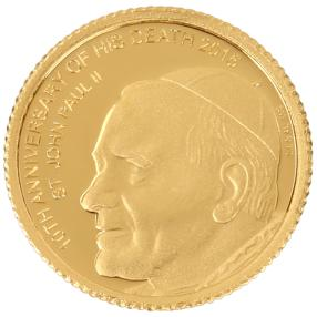 Kleine Goldklassiker Todestag Johannes Paul II.