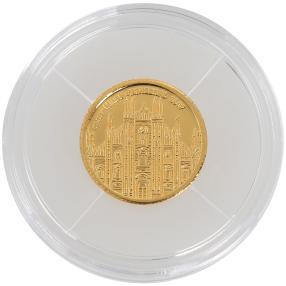 Gold Klassiker Kathedrale Mailand