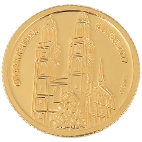 Gold Klassiker Grossmünster Zürich