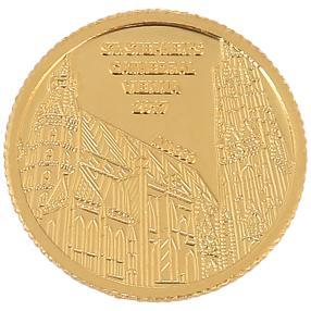 Gold Klassiker Stephansdom Wien
