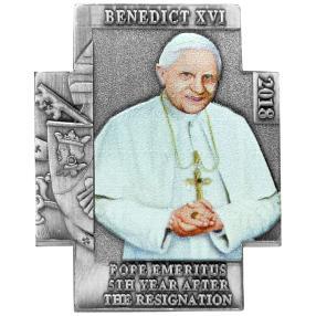 Kreuzmünze Benedikt 2018