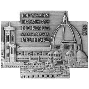 Kreuzmünze Florenz