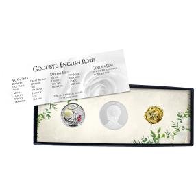 English Rose-Lady Diana Gedenkset