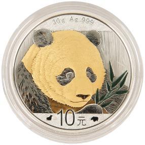 China Panda 2018 Blueline